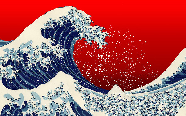 Peter MacMillan - Before the Great Wave / 神奈川沖浪表