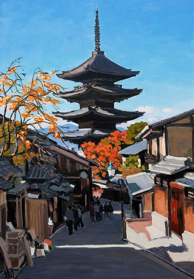 Pham Luan - Higashiyama-ku, Kyoto