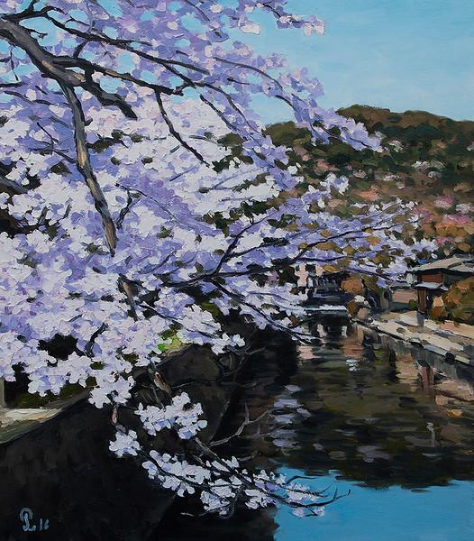 Pham Luan - Arashiyama, Kyoto