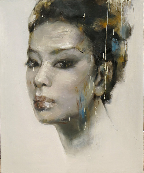 Phuong Quoc Tri - Portrait of a Woman 38