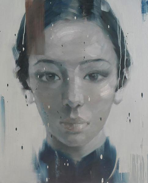 Phuong Quoc Tri - Portrait of a Woman 26