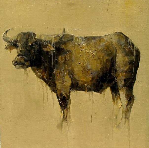 Phuong Quoc Tri - Water Buffalo Golden Brown