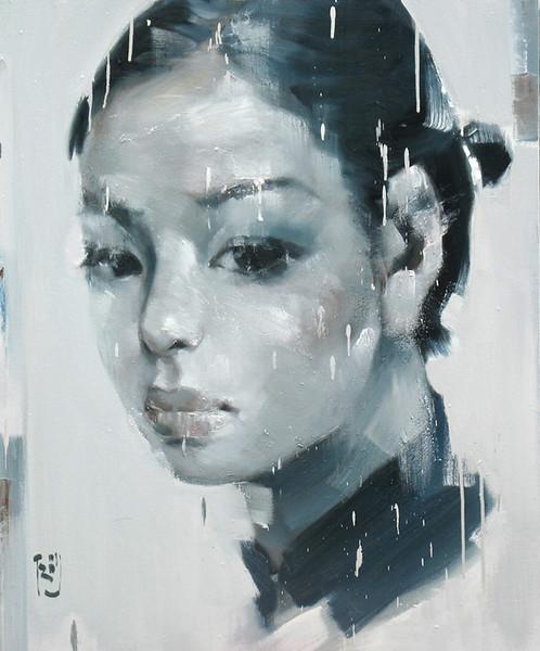 Portrait of a Woman 12
