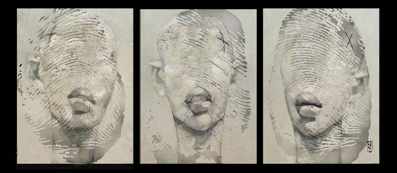 Portrait of Unknown Men