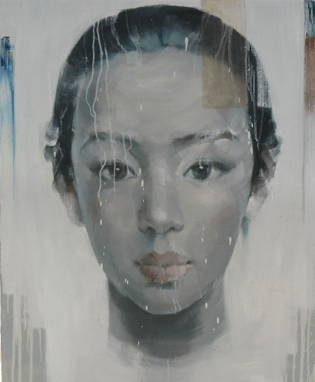 Phuong Quoc Tri - Portrait of a Woman 34