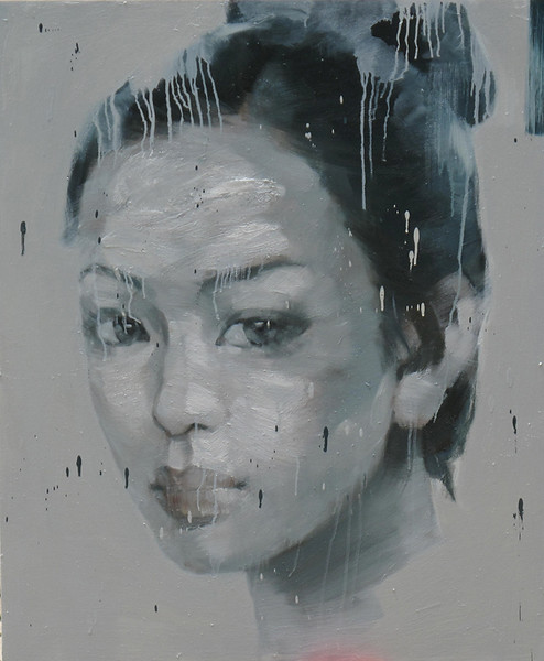 Phuong Quoc Tri - Portrait of a Woman 37