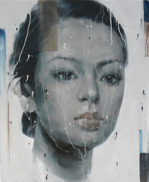 Phuong Quoc Tri - Portrait of a Woman 32