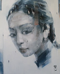 Phuong Quoc Tri - Portrait of a Woman 25