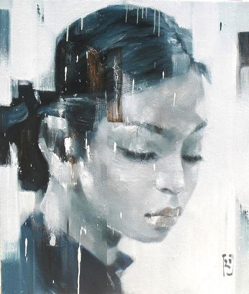 Portrait of a Woman 8