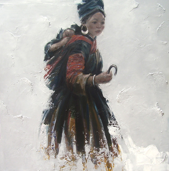 Sapa Young Mother and Child