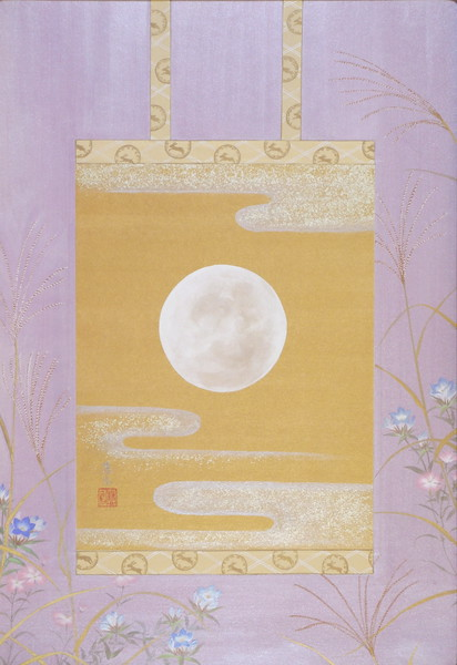 Suiko Ohta - Full Moon in Autumn吉月