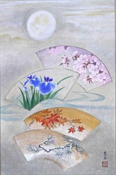 Suiko Ohta - Seasons' Blessing 四季の扇面流し