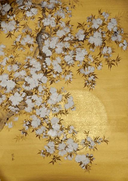 "Shoko and Suiko Ohta ""Spring Sakura"""
