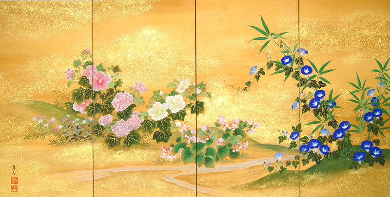 Suiko Ohta - Changing Colors on a Summer Day