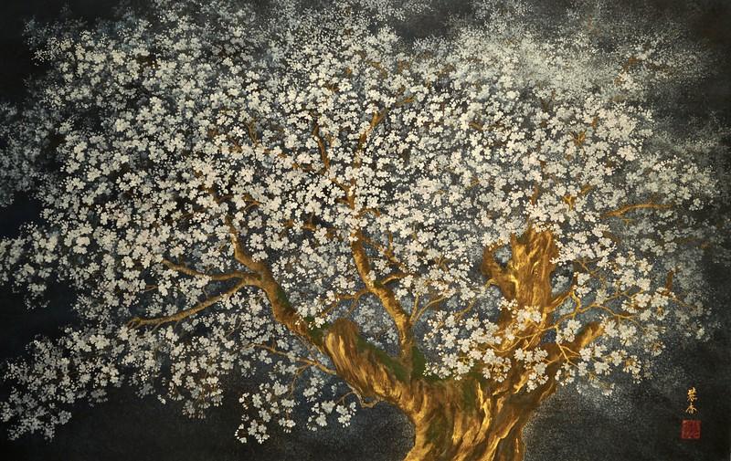 Suiko Ohta - Jurosakura 寿老桜