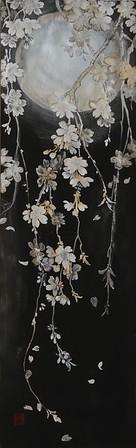 Shoko Ohta - Shidare-zakura (Weeping cherry tree) 枝垂れ桜