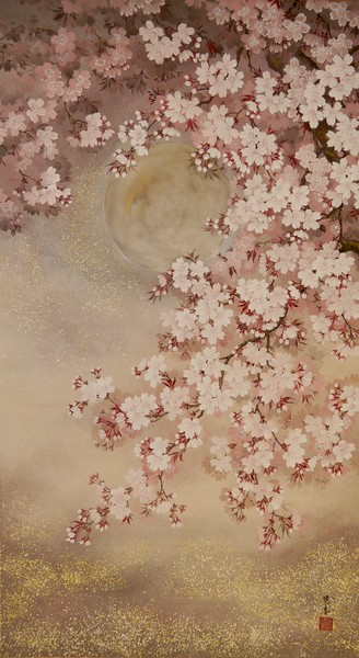 Suiko Ohta - Blossoms in the Moonlight 花あかり