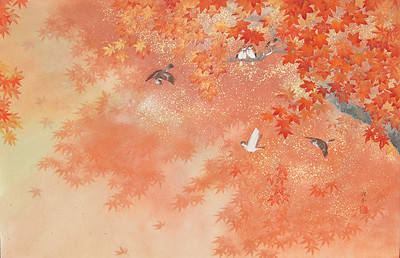 Shoko Ohta - Playing in the Autumn Leaves