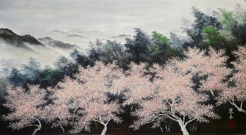 Suiko Ohta - Spring Breeze  春の風
