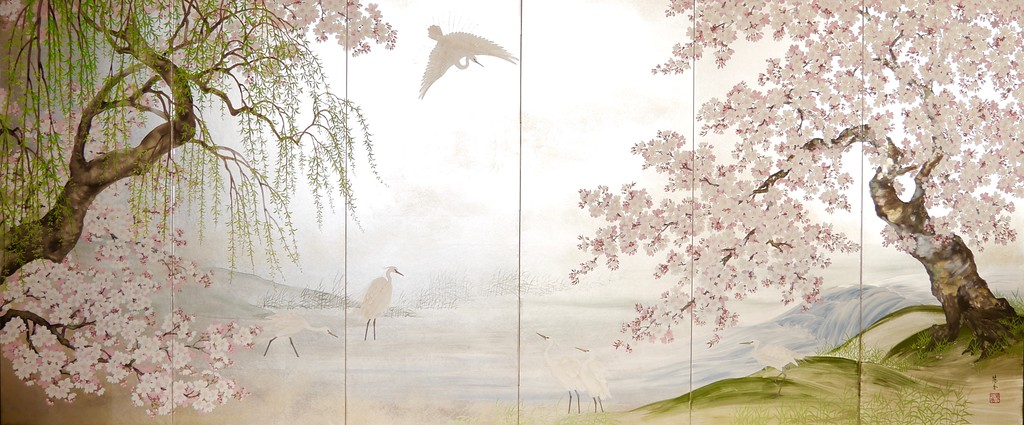 Suiko Ohta - The Coming of Early Spring 早春の慶び