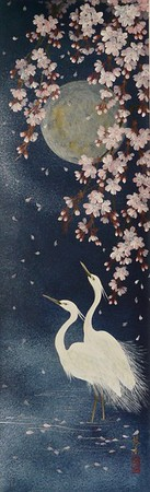 Suiko Ohta - Blossoms in the Breeze 零れ桜