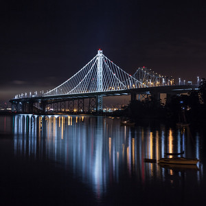 The New Bay Bridge