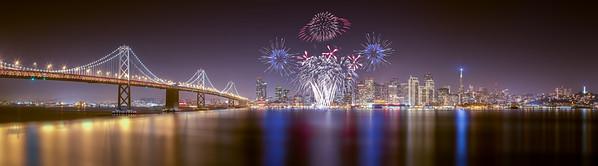 New Years Fireworks 2014 V2