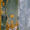Only One Moment, 2011, acrylic on canvas, 20 X 47 in. <b>SOLD</b>