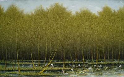 Vu Cong Dien - Peaceful Autumn
