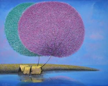 Vu Cong Dien - Blue Sky