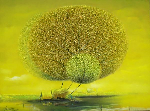 Vu Cong Dien - By the River
