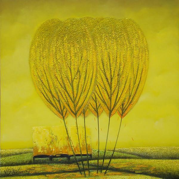 Vu Cong Dien - Golden Autumn