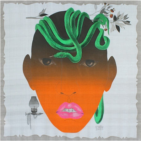Vu Dinh Tuan - Green Snake and Red Lips