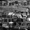 Roots Jam, Artmosphere, Downtown, Lafayette, Louisiana 11122017 110 b&w