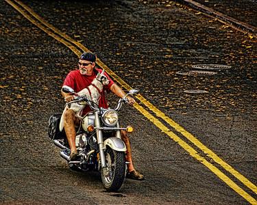 """ Easy Rider ... """