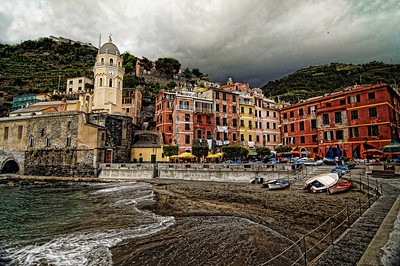 """ Vernazza ... "" ...... (d-art)"