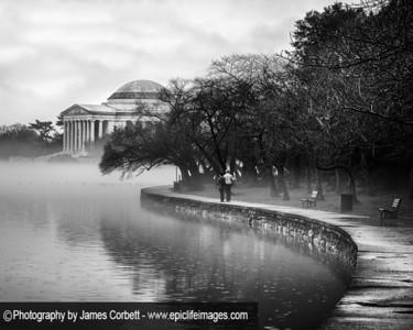 Jefferson in the Fog