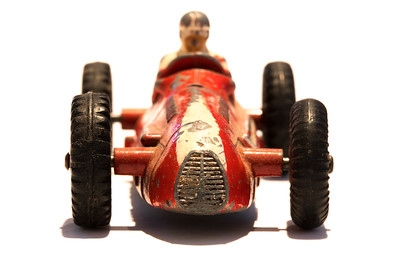 Dinky Toys, FACE MASERATI N°1/10