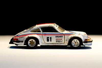 Porsche 911 by Burago  N°1/10
