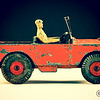 Land Rover, Dinky Toys (N°1/10)