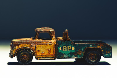 Dodge Wreck Truck by Lesney N° 1/10