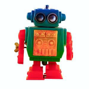 Robot Vintage 1955  2 N°1/10