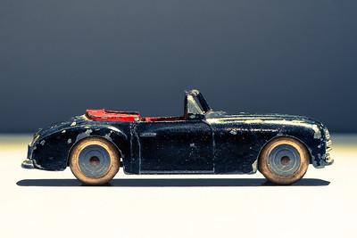 Dinky Toys, Simca 8 Sport 1 ( N°4/10)
