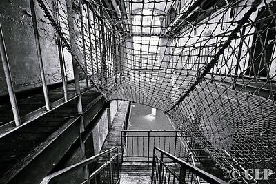 Jacques-Cartier prison, Rennes, France.
