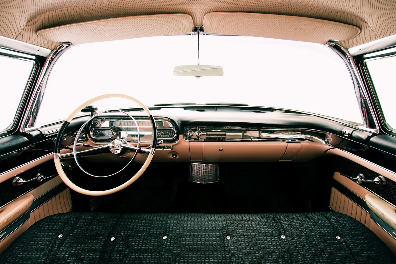 Cadillac  1958 N°1/10