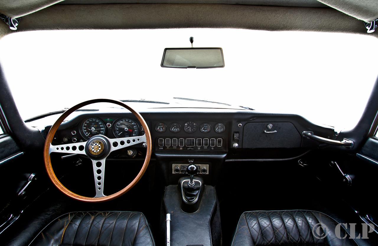 Jaguar Type E 1968 -N°1/10