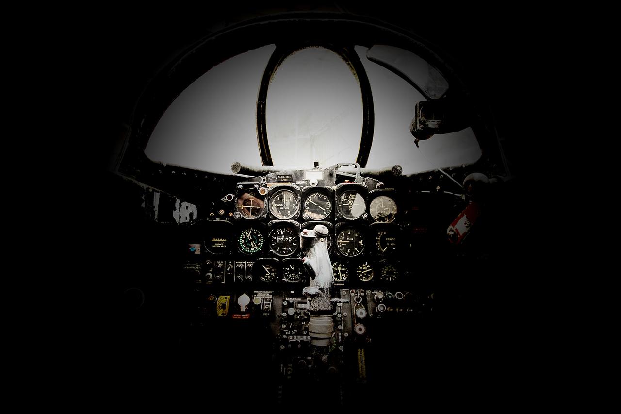 Lost Aircraft dashboard