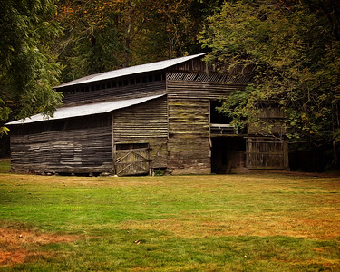 Cataloochee Barn