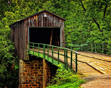 Euharlee Covered Bridge