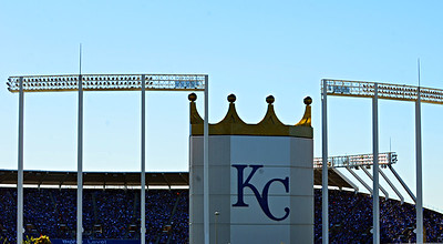 KC Royals - Kauffman Stadium